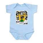 Koppel Family Crest Infant Creeper