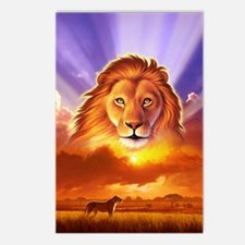 Lion King Postcards (Package of 8)