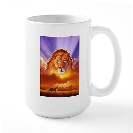 Lion King Large Mug