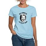 Hillary - Not A Monster Women's Light T-Shirt