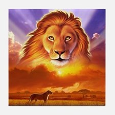 Lion King Tile Coaster