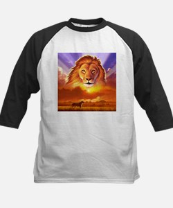 Lion King Kids Baseball Jersey
