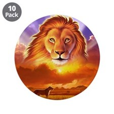"""Lion King 3.5"""" Button (10 pack)"""