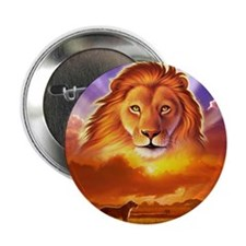 "Lion King 2.25"" Button"