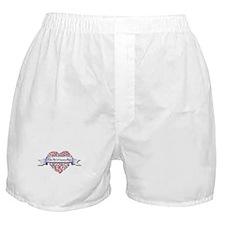 Love My Civil Engineering Major Boxer Shorts