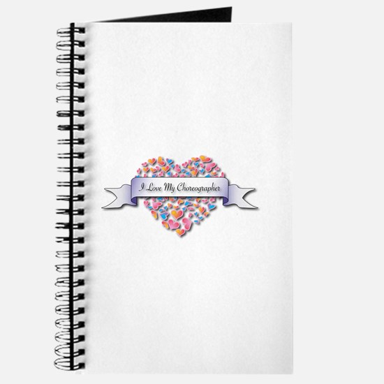 Love My Choreographer Journal