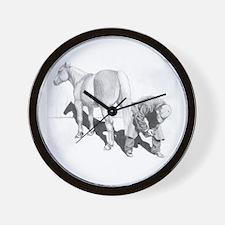 FARRIER Wall Clock