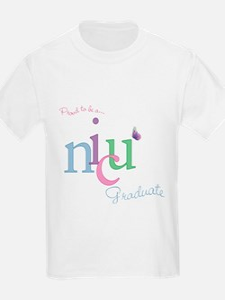 NICU Graduate Kids T-Shirt