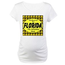 Welcome To Florida The Sunshi Shirt