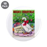 "Holiday Package 3.5"" Button (10 pack)"