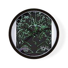 Fear loathing las vegas Wall Clock
