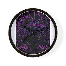 Cool Fear loathing las vegas Wall Clock