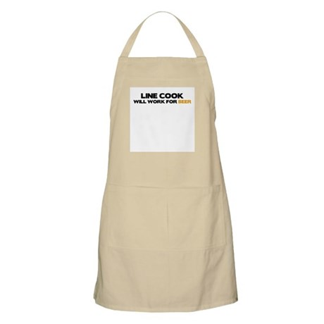 Line Cook BBQ Apron