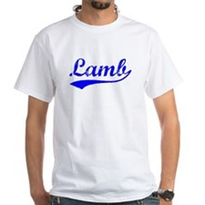 Vintage Lamb (Blue) Shirt