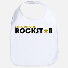 Swing Dancing Rockstar Bib
