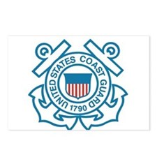 US Coast Guard Postcards (Package of 8)