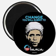 """Obama - Change 2.25"""" Magnet (10 pack)"""