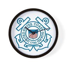 US Coast Guard Wall Clock