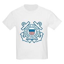 US Coast Guard Kids T-Shirt