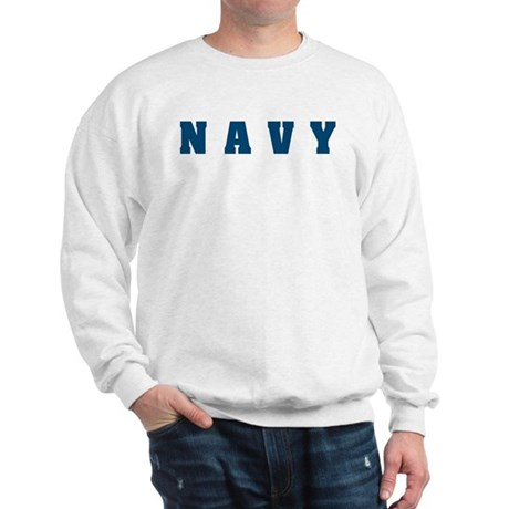 US Navy [TEXT] Sweatshirt