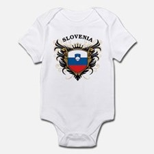 Slovenia Infant Bodysuit