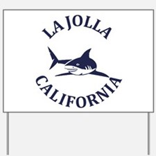 Summer la jolla shores- california Yard Sign