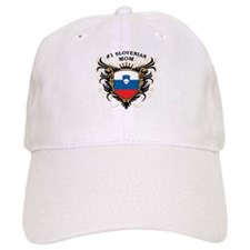 Number One Slovenian Mom Baseball Cap