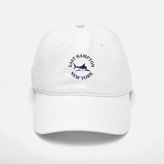 Summer East Hampton- New York Baseball Baseball Cap