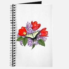 Yellow Swallowtail Butterfly Journal