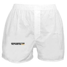 Home Inspector Boxer Shorts