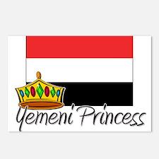 Yemeni Princess Postcards (Package of 8)