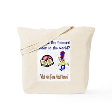 Funny Books Tote Bag