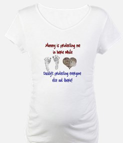 Mommy&Daddying Protecting Shirt