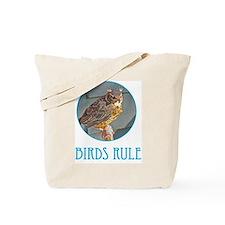 """""""BIRDS RULE"""" BIRDER BAG"""