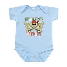 Captain Liam Infant Bodysuit