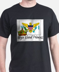 Virgin Island Princess T-Shirt