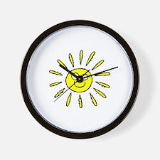SUN (41) Wall Clock