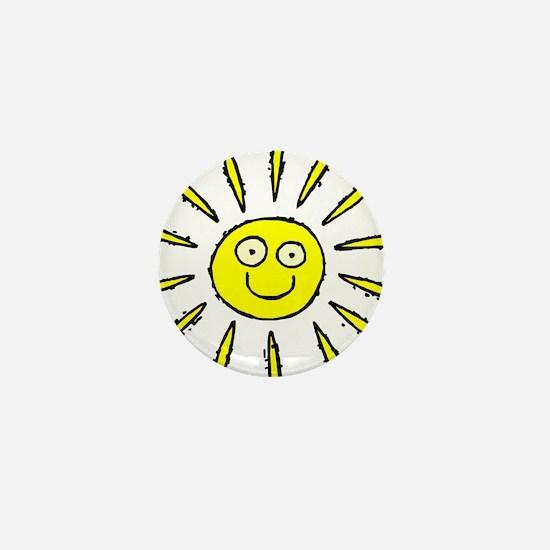 SUN (41) Mini Button