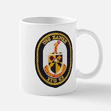 USS HAWES Mug