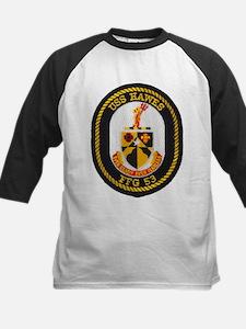 USS HAWES Kids Baseball Jersey