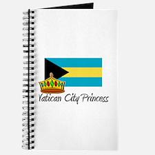 Vatican City Princess Journal