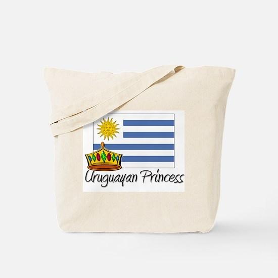 Uruguayan Princess Tote Bag