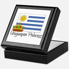 Uruguayan Princess Keepsake Box