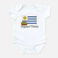 Uruguayan Princess Infant Bodysuit