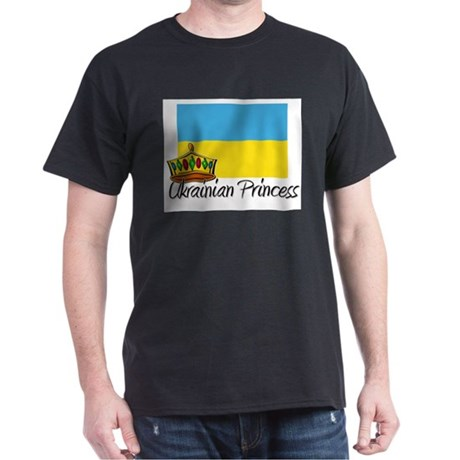 Ukrainian Princess Dark T-Shirt