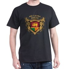 Sri Lanka Rocks T-Shirt