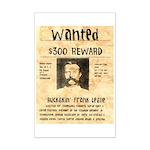 Buckskin Frank Mini Poster Print