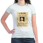 Buckskin Frank Jr. Ringer T-Shirt
