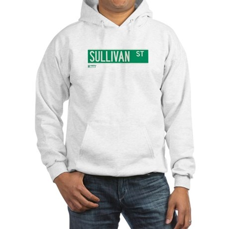 Sullivan Street in NY Hooded Sweatshirt