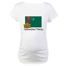 Turkmenistani Princess Shirt